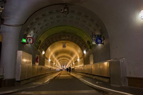 Antiguo túnel de Elba