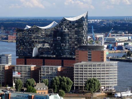 Elbphilharmonie Hamburgo